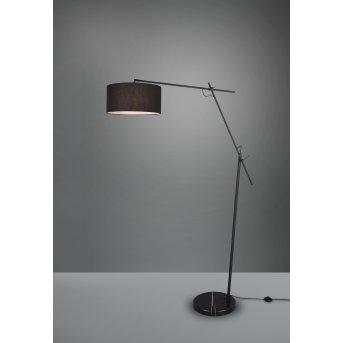 Trio Ponte Floor Lamp black, 1-light source