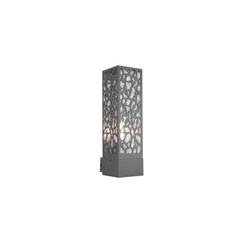 Trio Cooper Outdoor Wall Light anthracite, 1-light source
