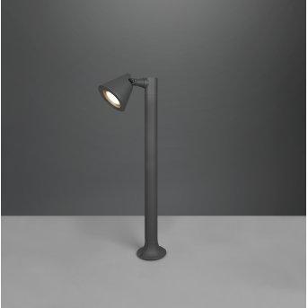 Trio Kaveri path light anthracite, 1-light source