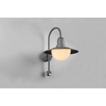 Trio Norman Outdoor Wall Light anthracite, 1-light source, Motion sensor