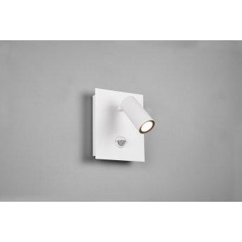 Trio Tunga Outdoor Wall Light LED white, 1-light source, Motion sensor
