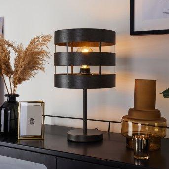 MARACOA Table lamp black, 1-light source