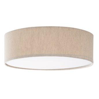 Nino-Leuchten Lee Ceiling Light grey, 3-light sources