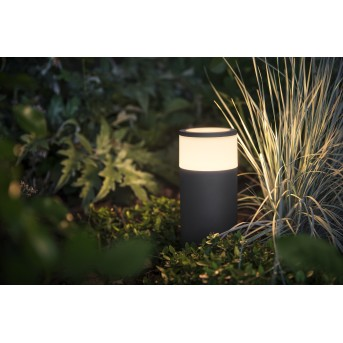 Philips HUE AMBIANCE WHITE & COLOR CALLA Pedestal light, base set LED black, 1-light source, Colour changer