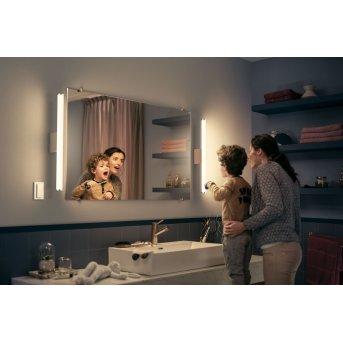 Philips Hue Adore mirror light LED white, 1-light source
