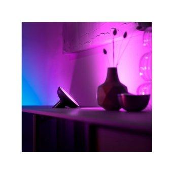 Philips HUE Bloom Table lamp LED black, 1-light source, Colour changer