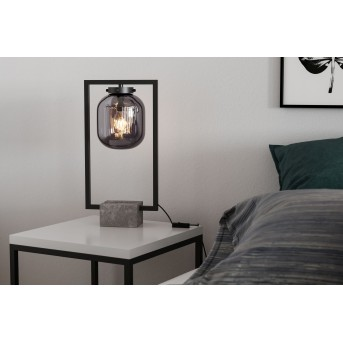 By Rydens Dixton Table lamp black, 1-light source