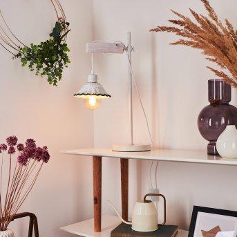 Lomas Table lamp white, 1-light source