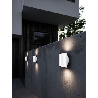 Nordlux SMARTLIGHT Outdoor Wall Light LED white, 2-light sources