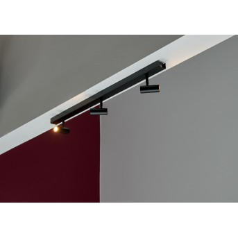 Nordlux OMARI Ceiling Light LED black, 3-light sources