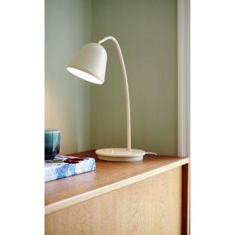 Nordlux FLEUR Table lamp beige, 1-light source