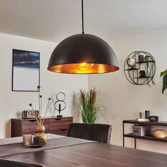Cigliano Pendant Light black, 1-light source