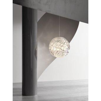 Louis Poulsen Patera Pendant light LED chrome, 1-light source