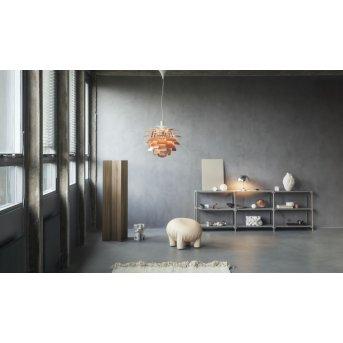 Louis Poulsen PH Artichoke Pendant light LED chrome, 1-light source