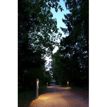 Louis Poulsen Flindt path light LED aluminium, 1-light source