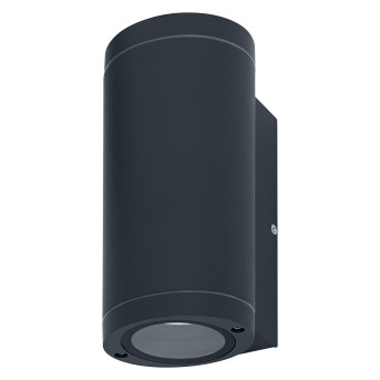 LEDVANCE ENDURA Outdoor Wall Light anthracite, 2-light sources