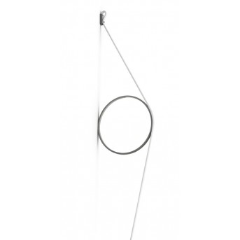 FLOS WIRERING Wall Light LED white, 1-light source