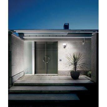 LEDVANCE SMART+ Outdoor Wall Light grey, 1-light source, Motion sensor