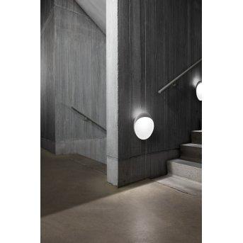 Louis Poulsen Flindt Outdoor Wall Light LED aluminium, 1-light source