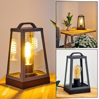 Zakopane Table lamp anthracite, 1-light source