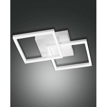 Fabas Luce Bard Wall Light LED white, 1-light source