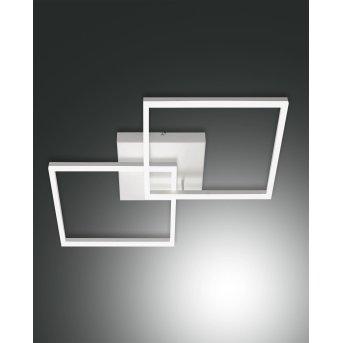Fabas Luce Bard Ceiling Light LED white, 1-light source