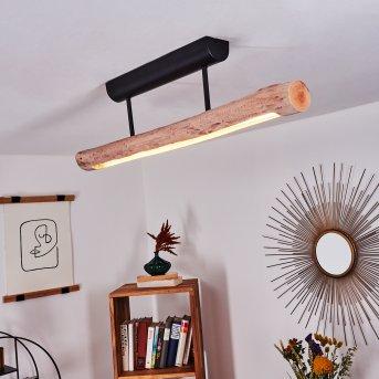 Winterthur Ceiling Light LED black, 1-light source