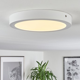 Finsrud Ceiling Light LED white, 1-light source