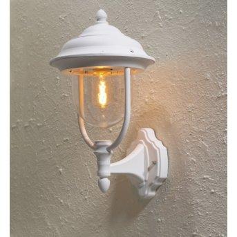 Konstsmide PARMA wall light white, 1-light source