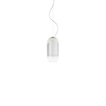 Artemide Gople Mini Pendant Light aluminium, 1-light source