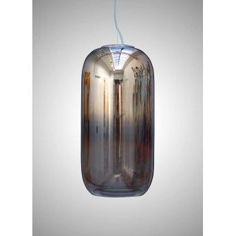 Artemide Gople Pendant Light aluminium, 1-light source