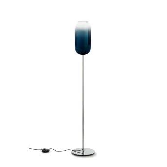 Artemide Gople Floor Lamp aluminium, 1-light source