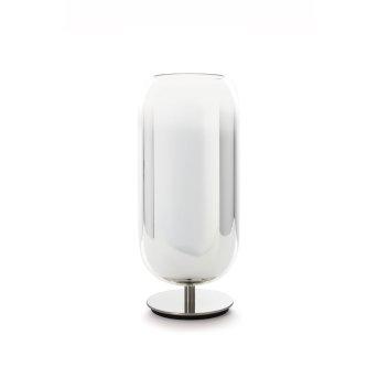 Artemide Gople Table lamp aluminium, 1-light source
