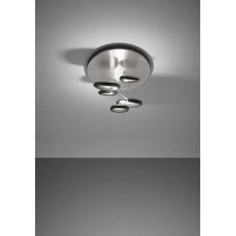 Artemide Mercury Mini Ceiling Light LED chrome, 1-light source