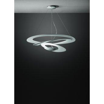 Artemide Pirce Pendant Light LED white, 1-light source