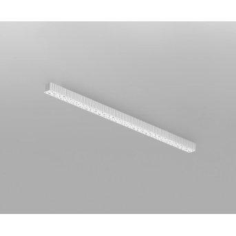Artemide Calipso Linear Ceiling Light LED white, 1-light source