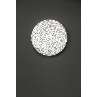 Artemide Calipso Ceiling Light LED white, 4-light sources