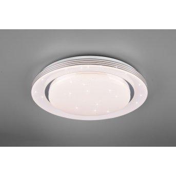 Reality Atria Ceiling Light LED white, 1-light source, Remote control