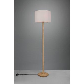 Trio Korba Floor Lamp brown, 1-light source