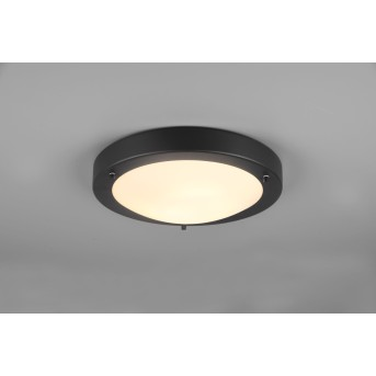 Trio Condus Ceiling Light black, 1-light source