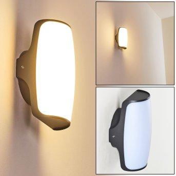 Outdoor Wall Light Svea LED anthracite, 1-light source