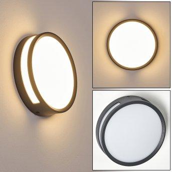 Chiavari Outdoor Wall Light LED anthracite, 1-light source