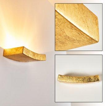 BOCHUM Wall Light gold, 1-light source
