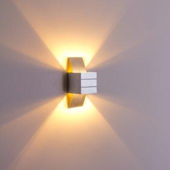Baltimore wall light aluminium, 1-light source