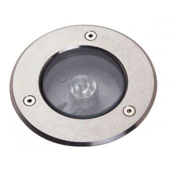 Albert 2159 recessed ground light LED stainless steel, 1-light source