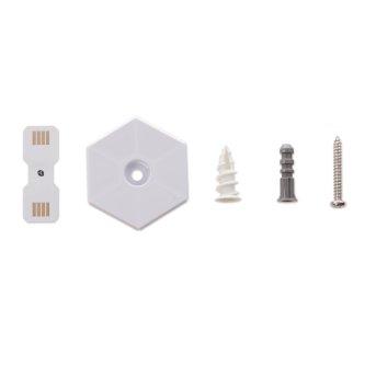 Nanoleaf Mouting Kit white