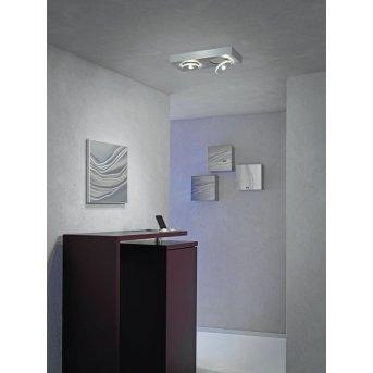 Escale SPOT IT ceiling light LED aluminium, 2-light sources