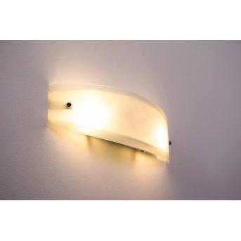 Ideallux ALI AP2 wall light chrome, 2-light sources