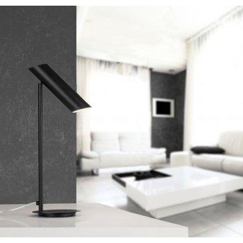 Faro Link table lamp black, 1-light source