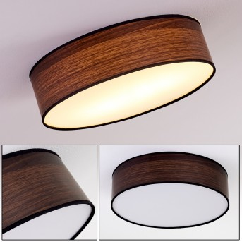 Chazy Ceiling Light white, 1-light source